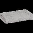 Serviette de toilette en coton nid d'abeille - Plusieurs tailles-CLEMATIS