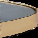 Miroir triangulaire doré (plusieurs coloris et tailles)-TRELUS
