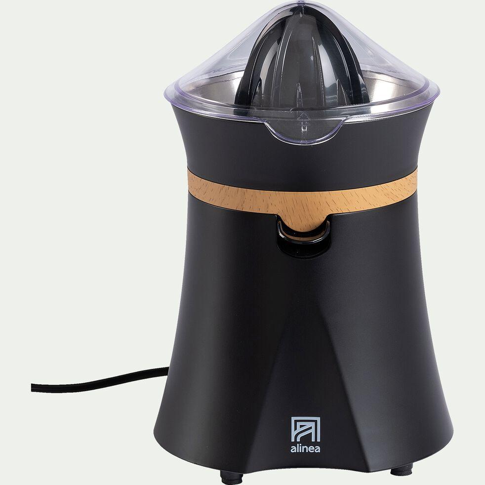 Presse agrumes électrique - H25xD16cm noir mat-CAUFA