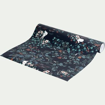 Papier peint intissé motif bosquet 10m-Bosquet