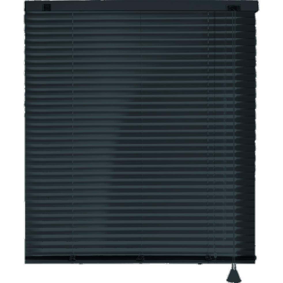 Store vénitien en aluminium anthracite 75x175cm-VENITIEN AL