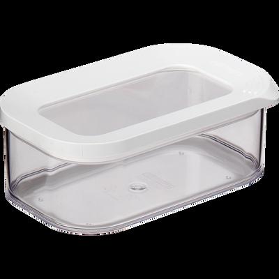 Boîte de rangement en plastique 425ml-MODULA