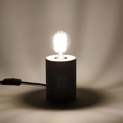 Ampoule LED D6.7cm blanc froid culot e27-STANDARD