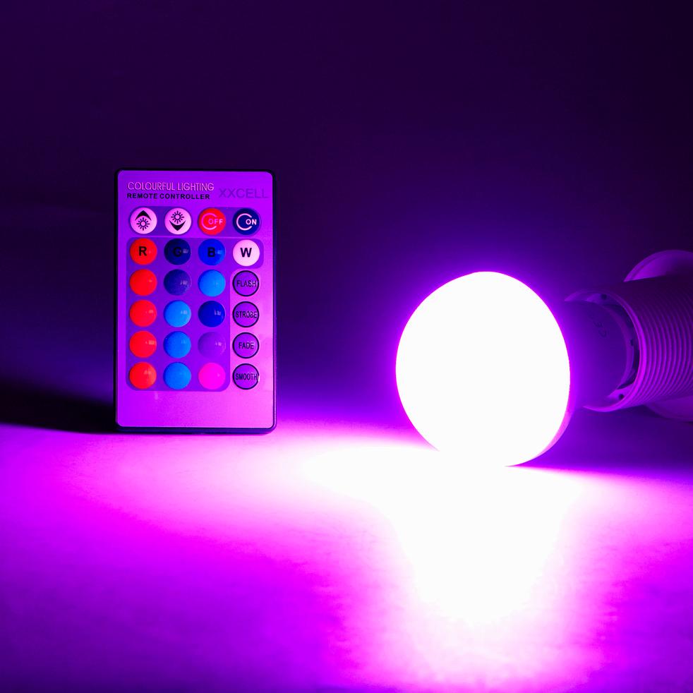 ampoule led technologique multicolore culot e27 amp standar ampoules d coratives alinea. Black Bedroom Furniture Sets. Home Design Ideas