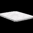 Surmatelas mousse mémoire de forme Bultex 5cm - 90x200 cm-MEMO 5