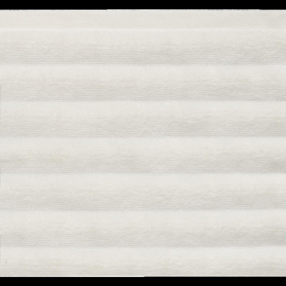 Drap de douche 70x140 cm blanc-LUISA