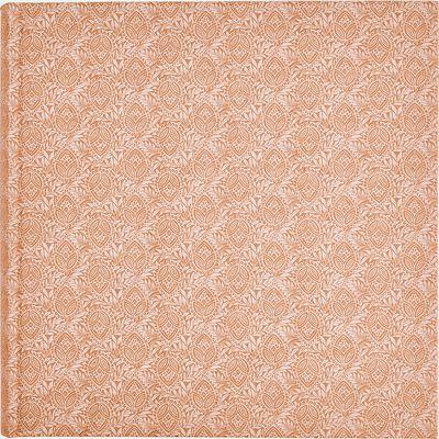 Album photo motif Amande - beige 25x25cm-AMANDE