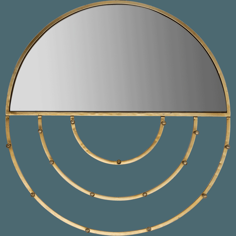Miroir Porte Bijoux D59cm TIRSO
