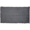 Tapis shaggy gris anthracite 60x110cm-CLOUD