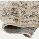 Tapis à motifs - marron 160x230cm-CYPRES