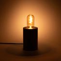 Ampoule LED décorative ambre D4,5 culot E27-TUBE