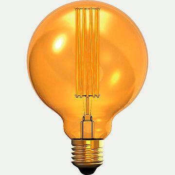 Ampoule décorative incandescente D16,8cm culot E27-GLOBE