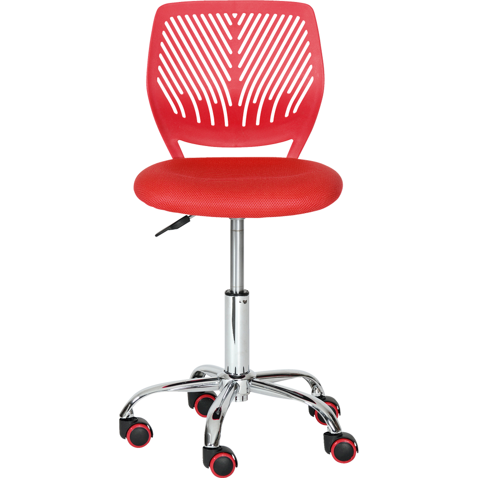 Chaise De Bureau Enfant Rouge Sit On Tables Chaises