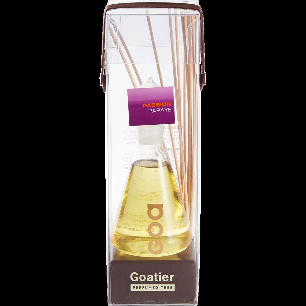 diffuseur de parfum passion papaye 260ml goatier parfums d 39 int rieur alinea. Black Bedroom Furniture Sets. Home Design Ideas
