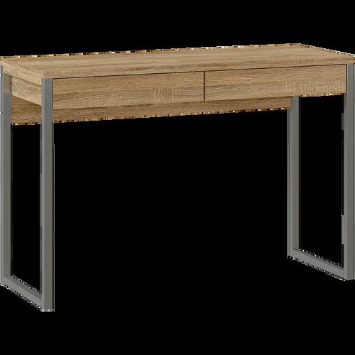 Consoles mobilier et d coration alinea for Dimension meuble bureau