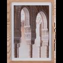 Image encadrée 50x70 cm-MEKNES