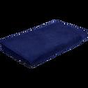 Drap de bain 100x150cm bleu myrtre-ARROS