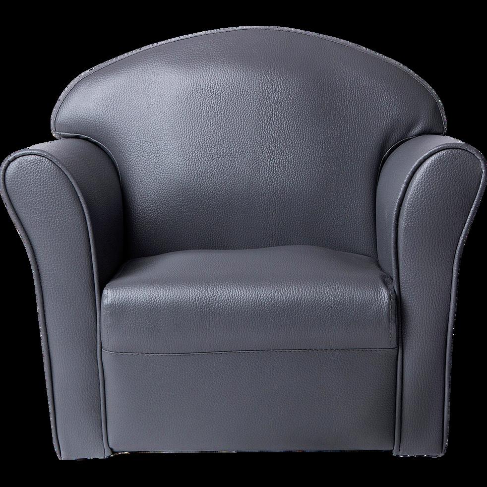 fauteuil club gris pour enfant clubby inspirations et. Black Bedroom Furniture Sets. Home Design Ideas