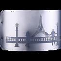 Applique murale en acier H14cm-PARIS