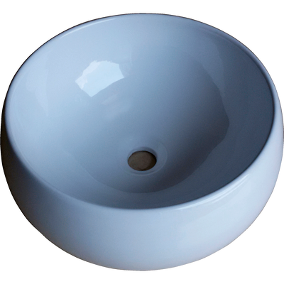Vasque de salle de bains en céramique à poser-BALLAST