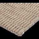 Tapis extérieur et intérieur beige 200x290cm-LUBERON