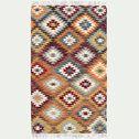Tapis à motif en laine - multicolore 160x230cm-STELLA