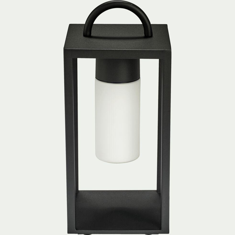 Lanterne de jardin en métal H47cm-JAZZ