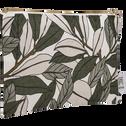 Pochette en coton laurier-LAURIER