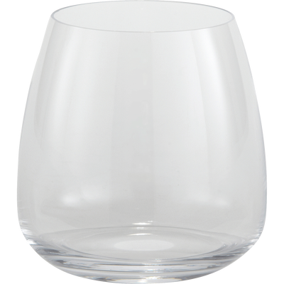 Lot de 3 verres en cristallin transparent 40cl-ANDELLE