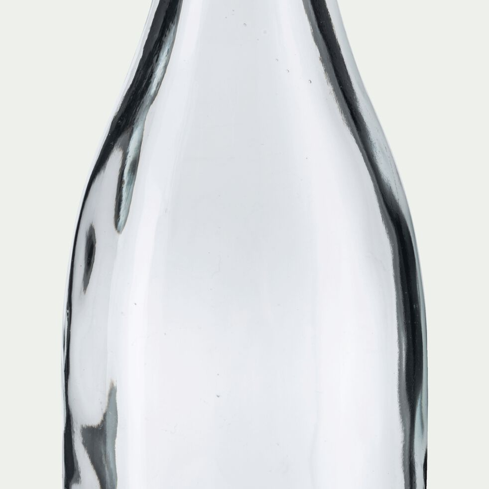 Bouteiller en verre borosilicate avec bouchon - 1L-EMPASSA