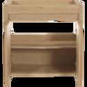 Meuble sous-vasque en chêne L80cm-Native