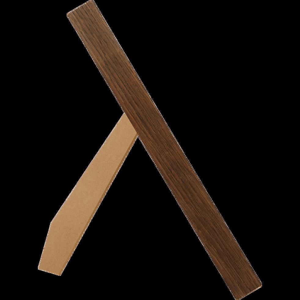 Cadre photo en bois L24xH30cm-FRENE