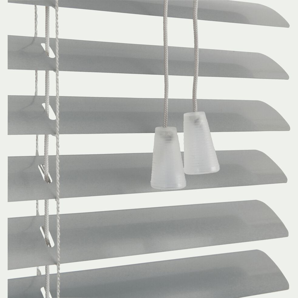 Store vénitien en aluminium - gris 42x150cm-EASY VEN
