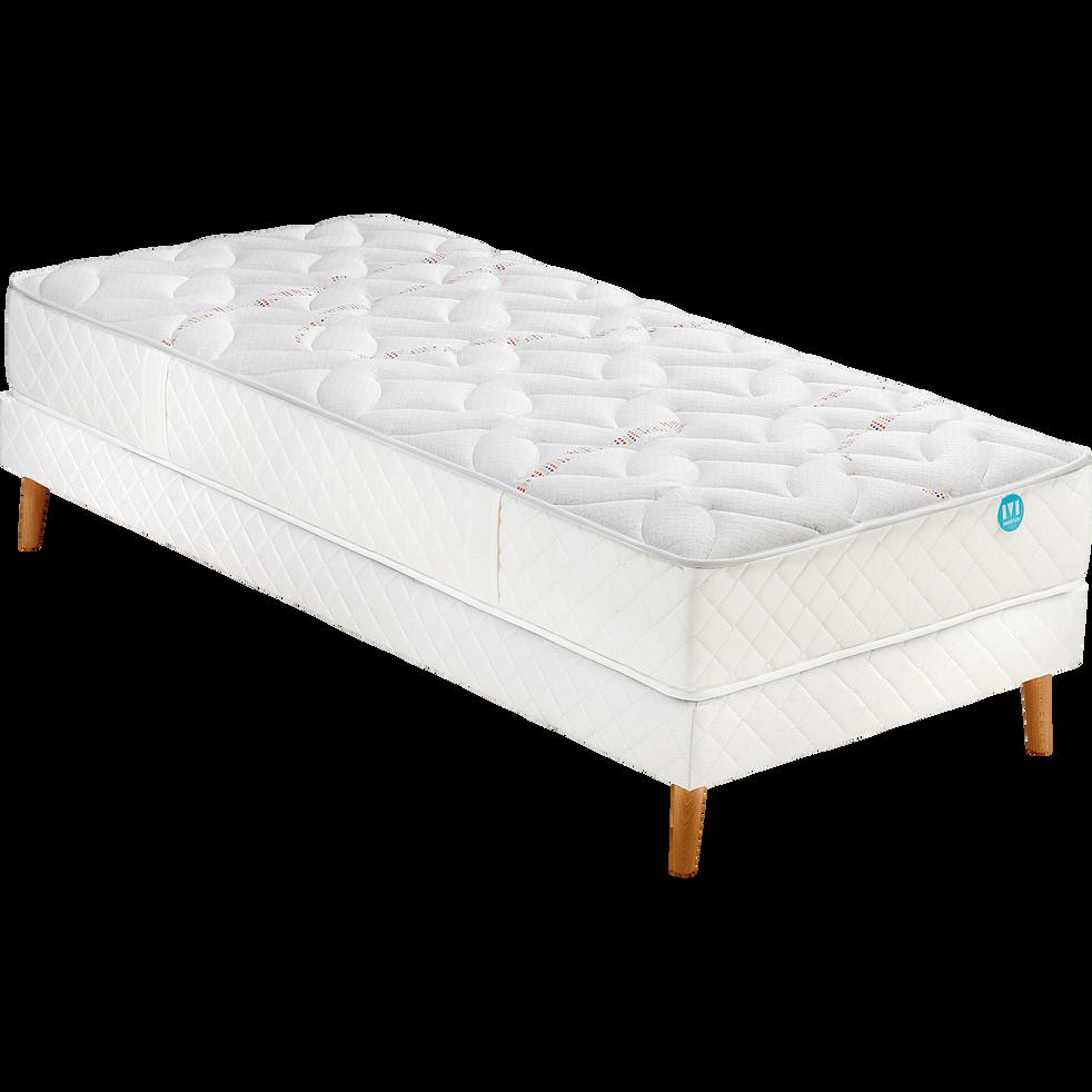 matelas ressorts ensach s merinos 26 cm 90x190 cm molky 90x190 cm matelas 1 place alinea. Black Bedroom Furniture Sets. Home Design Ideas