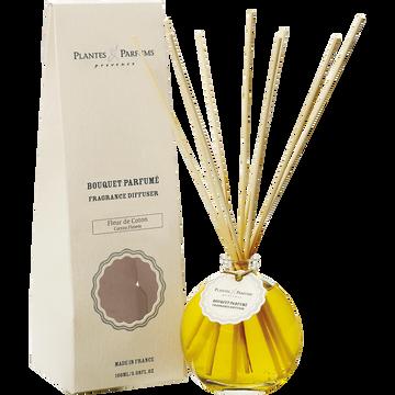 Diffuseur de parfum fleur de coton 100ml-MANON