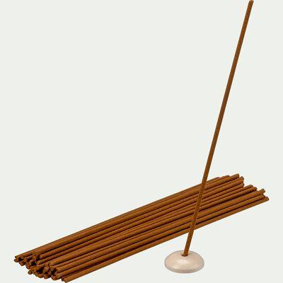 Encens japonais senteur Cèdre 40 bâtons-CEDRE