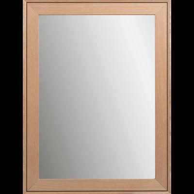 Miroir en hêtre 50x70cm-DELPHINE