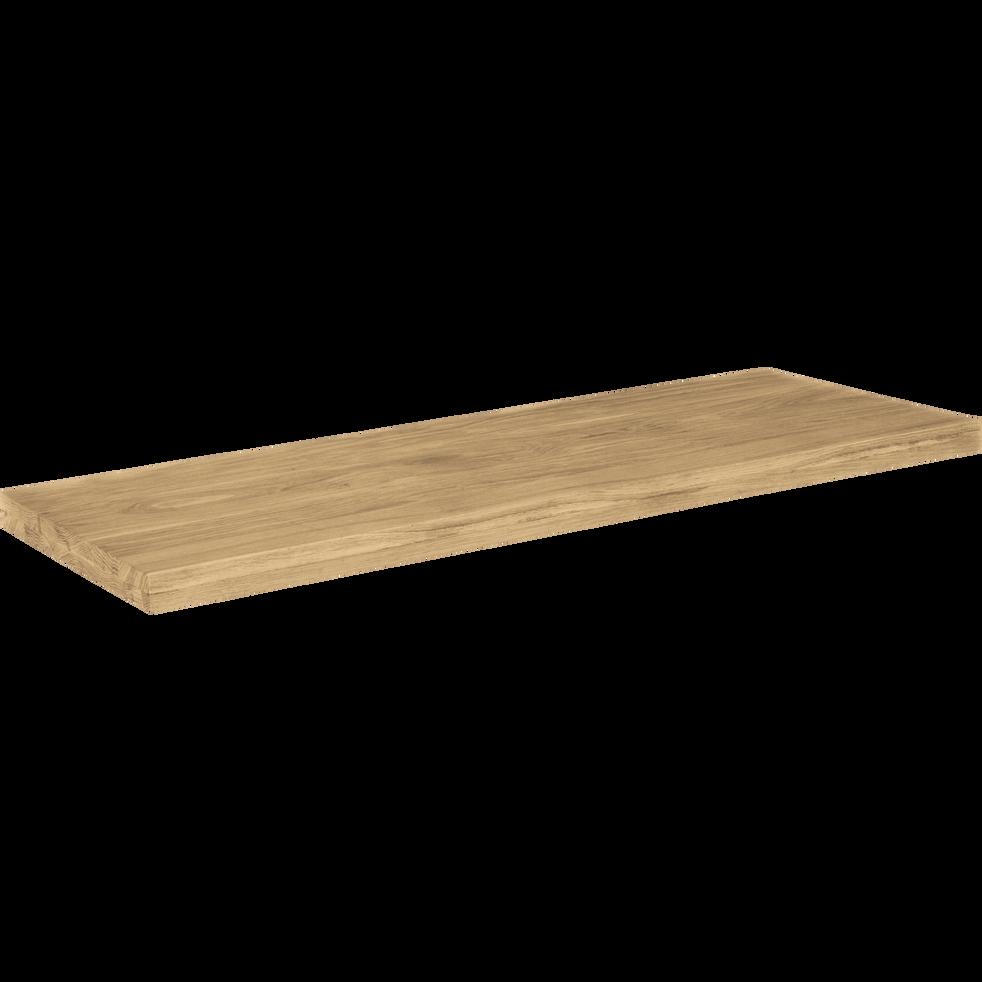 Tablette / Top pour sous-vasque double L120cm-Native