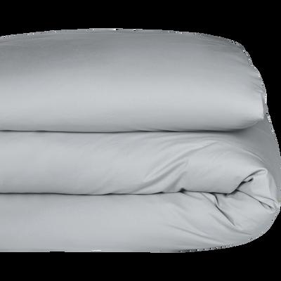 Ensemble linge de lit en coton teintes claires-LINGE DE LIT COTON