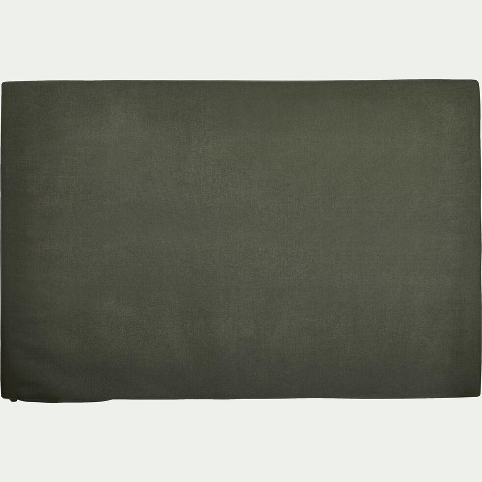 Housse en polyester pour tête de lit Topaze l90 cm - vert cèdre-TOPAZE