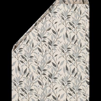range-revu en carton motifs fleur d'oranger-ORANGER