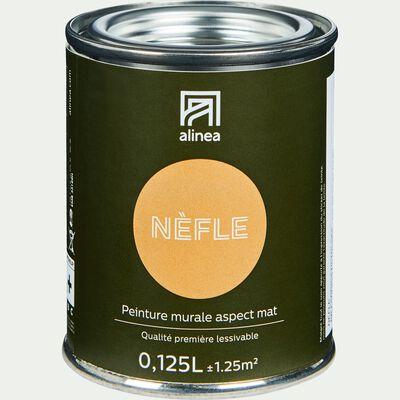 Peinture acrylique mate multi-supports - beige nèfle 0,125L-PEINTURE