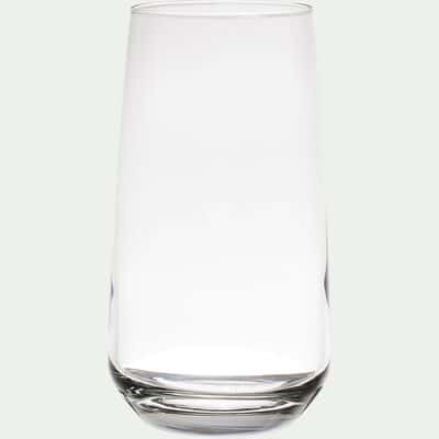 Verre transparent 48cl-LAL