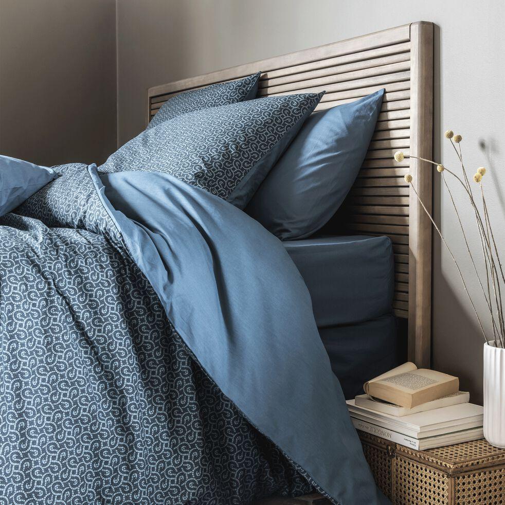 cruz tete de lit en pin 167 5cm