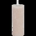 Bougie cylindrique (plusieurs tailles)-BEJAIA