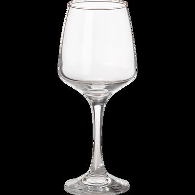 Verre à vin en verre 29,5 cl-LAL
