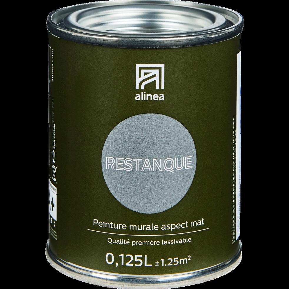 Peinture acrylique mate multi-supports 0.125L gris restanque-PEINTURE