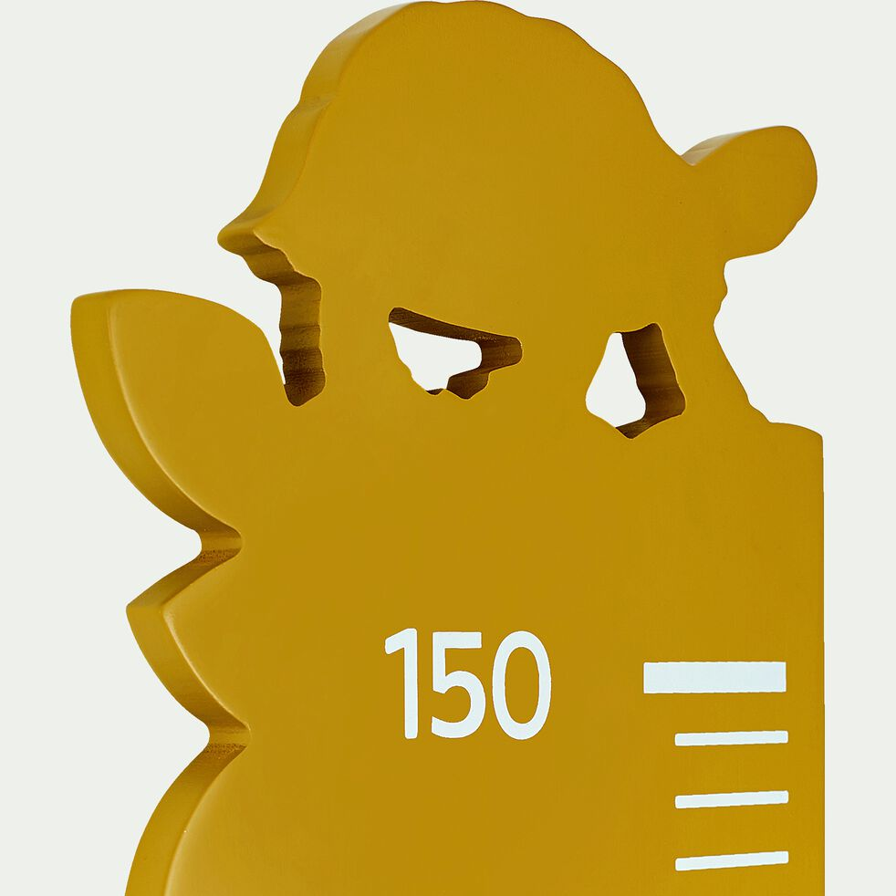 Toise murale - jaune argan-Caneja