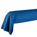 Taie de traversin indigo - 86x185 cm-Vitamine