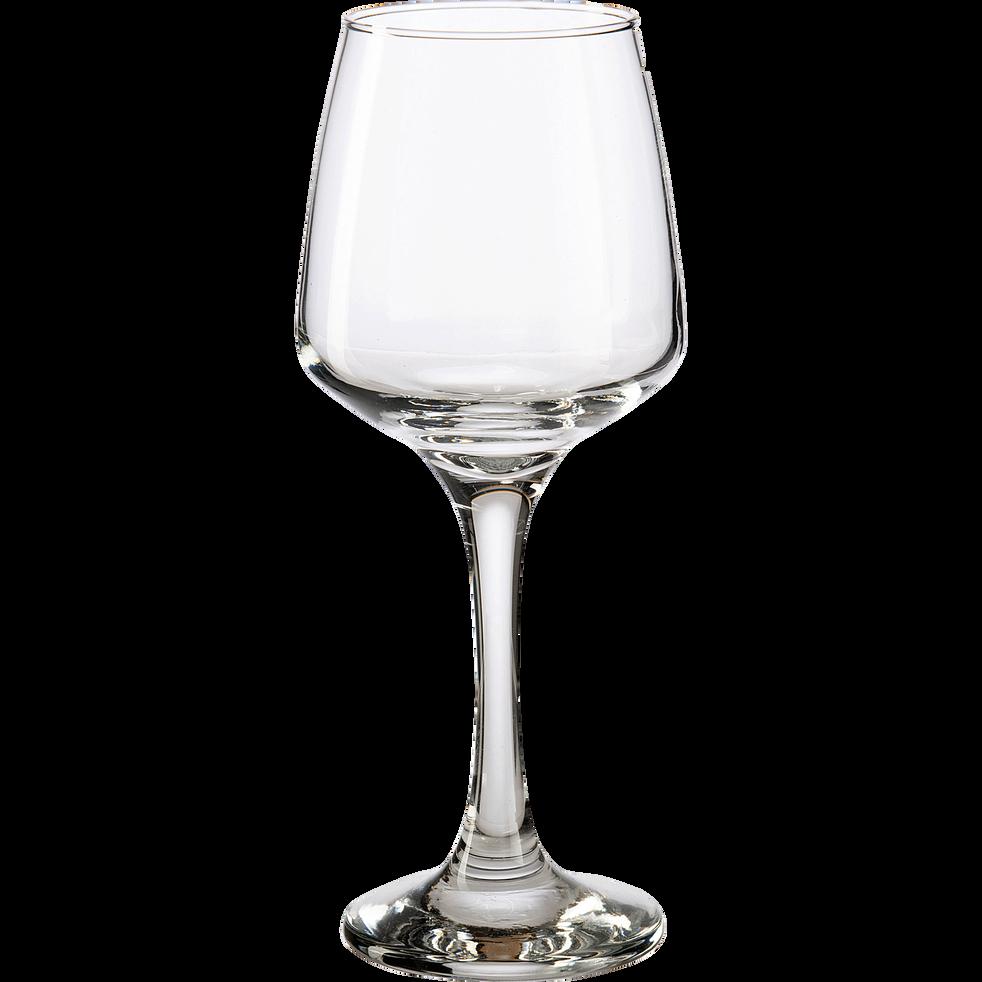 Coffret de 6 verres à vin 29,5cl-LAL
